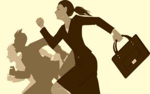 соперничество мужчины и женщины в современном мире
