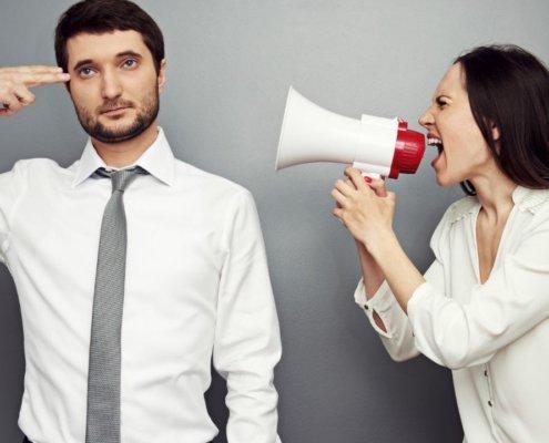 Ссора и непонимание в паре