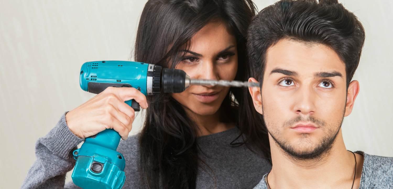 Женские манипуляции и подавление мужчины