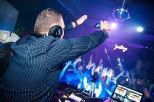 Ночной клуб в Москве