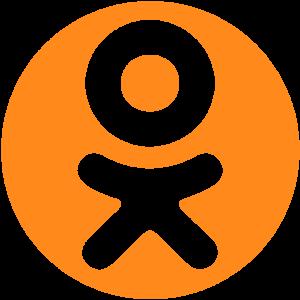 Логотип Одноклассники квадратный
