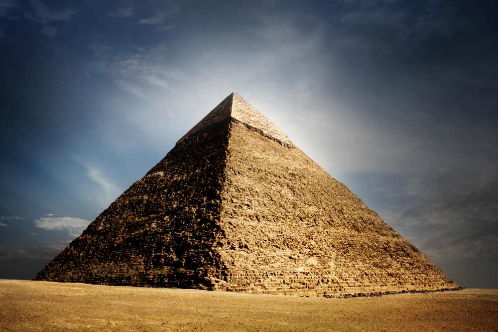 Пирамида в Египте