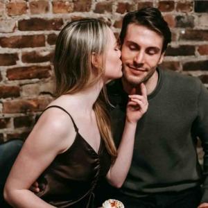 Как поцеловать девушку на свидании