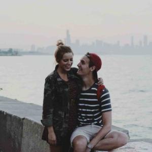 Развод девушек на поцелуй